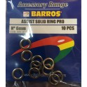 Assic Barros Solid Ring