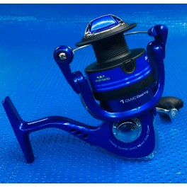 Carrete Cinnetic Blue Win Spinn 4500 HSG