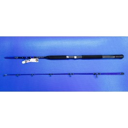 Caña Cinnetic Combat Deep Blue Sea 5-25Lbs